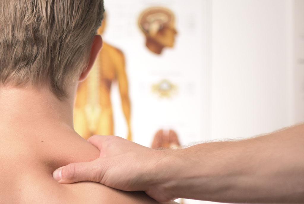 Mega Menu Chiropractic Adjustment